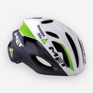 Casco bici da corsa MET Rivale Team Edtion