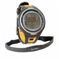 Cardiofrequenzimetro SIGMA PC 15.11 giallo con fascia