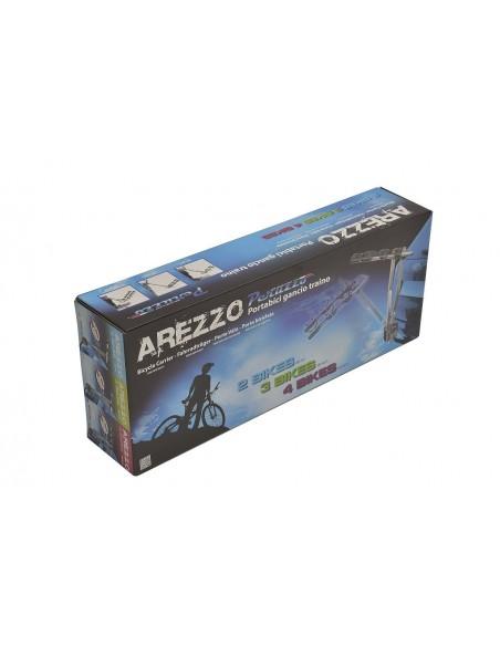 Portabici gancio traino PERUZZO Arezzo 4 bici art. 667/4