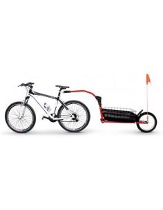 Carrello bici PERUZZO Carry Angel 307R completo