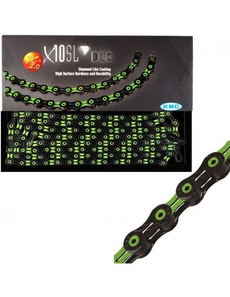 Catena KMC X-10-SL DLC 10 velocita'
