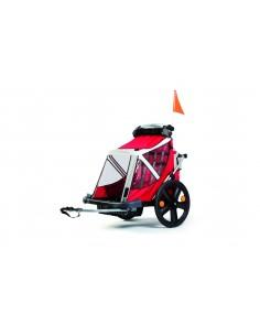 Carrello rimorchio bici per bambino BELLELLI B TRAVEL