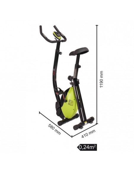 Cyclette Everfit BFK-EASY SLIM ad accesso facilitato MULTIFIT