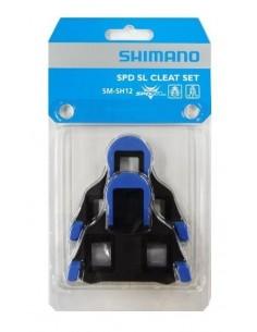 Tacchette per pedali bici  SHIMANO SPD SL ROAD SM SH-12