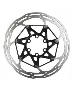 Disco freno MTB AVID 6 FORI con spider in alluminio per Sram XX Guide Code