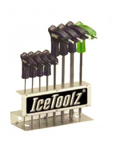 Smagliacatene ICETOOLZ professionale 7 8 9 10 velocità