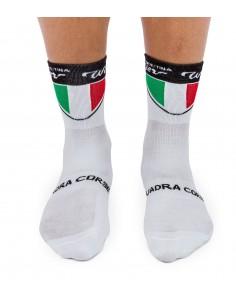 Calzini ciclismo WILIER Tricolore Squadra corse