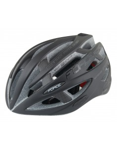 Casco bici Force ROAD nero...
