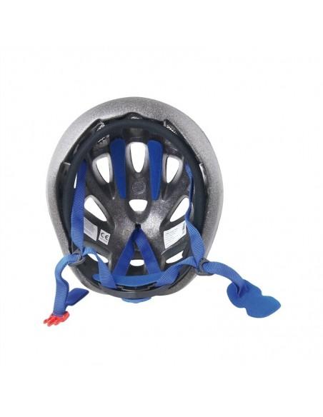 Casco da bambino bici Force Lark blu