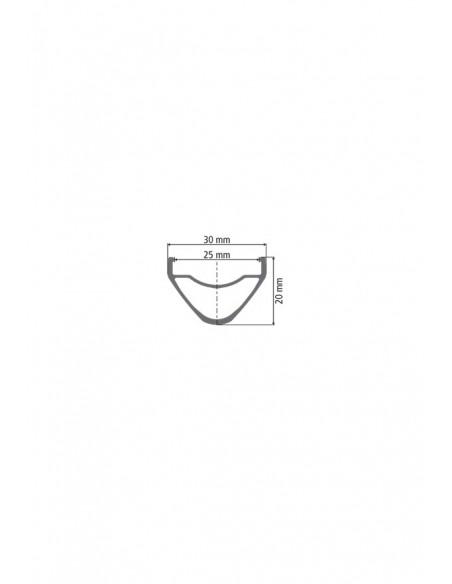 Ruote MTB Dt Swiss XM 1501 Spline One 25 mm 27,5
