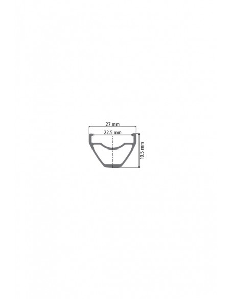 Ruote MTB Dt Swiss M 1700 Spline Two 22,5 mm 29