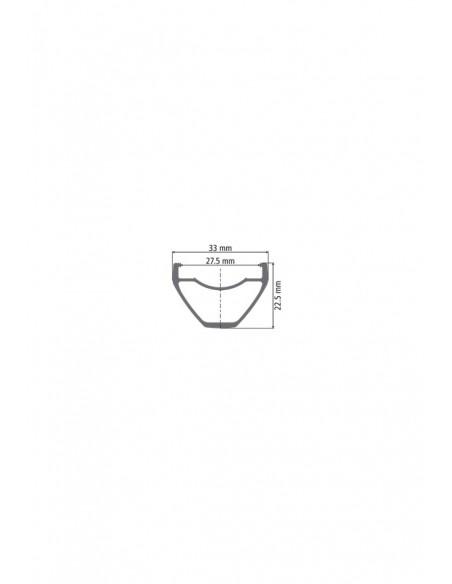 Ruote MTB Dt Swiss FR 1950 27,5 mm 27,5