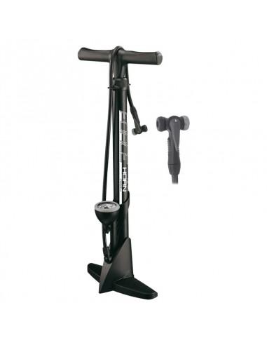 Pompa per bici FORCE Horn in plastica PLASTIC 11 Bar BLACK