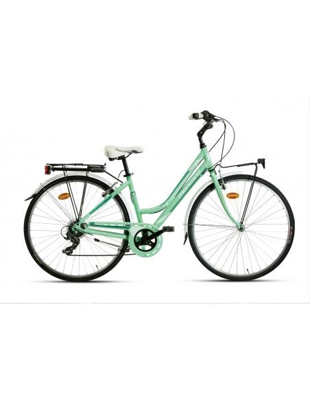Citybike donna ammortizzata MONTANA BLUECITY 28