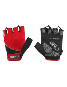 Guanti ciclismo FORCE Gel