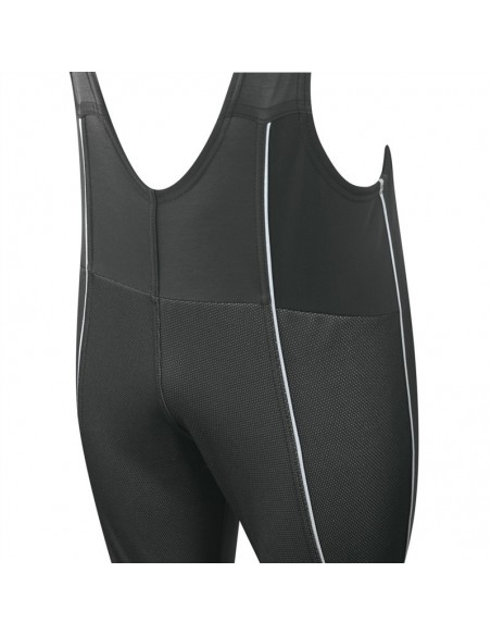 Calzamaglia ciclismo FORCE Windster nero