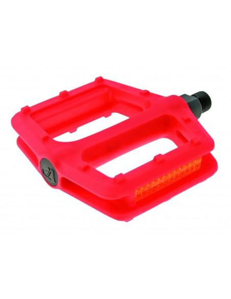 Pedali BMX FREERIDE nylon colorati