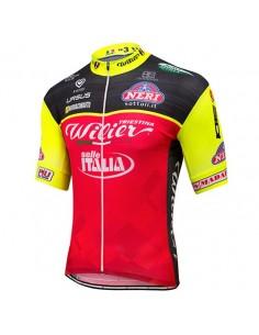 Maglia ciclismo squadra team WILIER Selle Italia