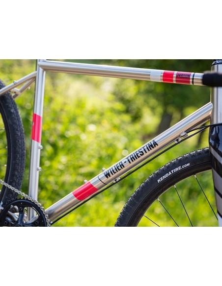 Bici gravel ciclocross Wilier Jareen RACE Tiagra 2017