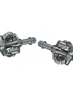 Pedali MTB Exustar PM 215 spd 280 gr