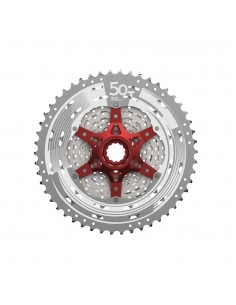 Cassetta pignoni MTB SUNRACE CSMX8EAZ 11 velocita' Shimano Sram 11-46