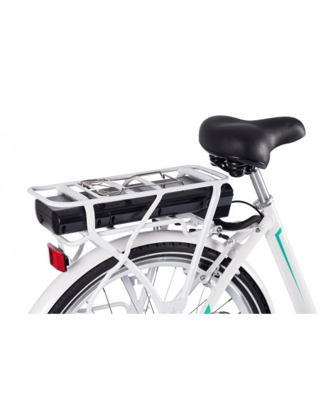 Bicicletta elettrica citybike Brinke Bafang Venice