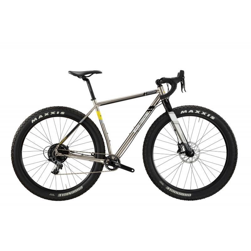 Bici In Acciaio Gravel Ciclocross Wilier Jaroon + Sram