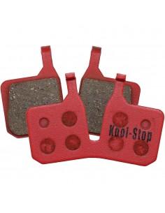 16062 - KOOL STOP COPPIA PASTIGLIE Shimano Deore KS-620