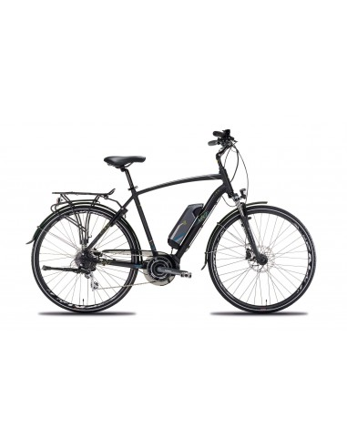 City Bike elettrica uomo Shimano Steps E-bike Vektor Enjoy