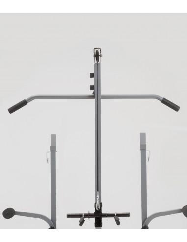 Kit completo Lat Bar regolabile per Everfit WBK 500
