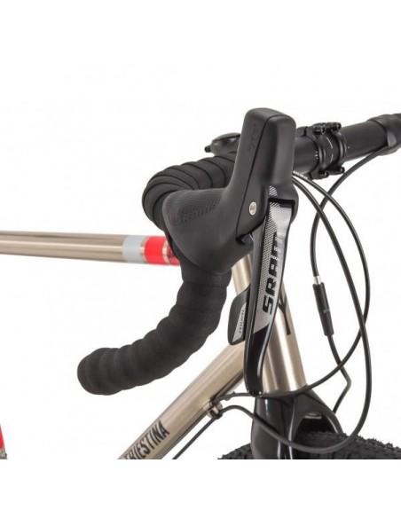 Bici in acciaio gravel ciclocross Wilier Jaroon Sram Rival 1x11
