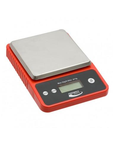 BA12053 - FEEDBACK SPORTS BILANCIA DA TAVOLO 0- 3,0 kg   1gr