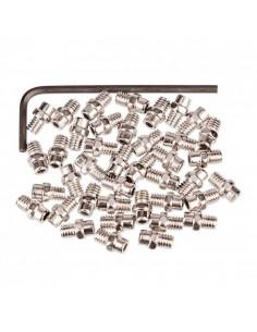 Pin di ricambio per pedali EXUSTAR 4 mm 40 pezzi