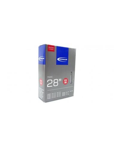 Schwalbe Camera d'aria Nr. 20 SV 40mm EXTRA LIGHT 700x18-25
