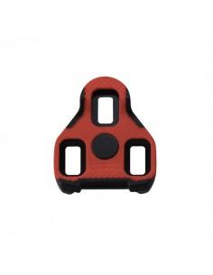 Tacchette per pedali bici da corsa Exustar Look KEO