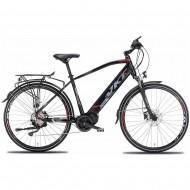 Citybike elettrica E-bike Vektor E-RAIL BAFANG 10 velocita' UOMO