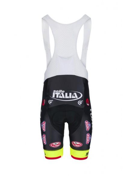 Pantaloncini ciclismo squadra team WILIER Selle Italia 2018