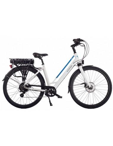Citybike bici elettrica Brinke Bafang Life Confort donna