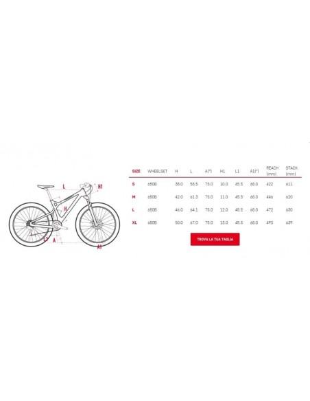 MTB elettrica e-bike WILIER 803TRB PRO DI2 elettronico SHIMANO steps 8000