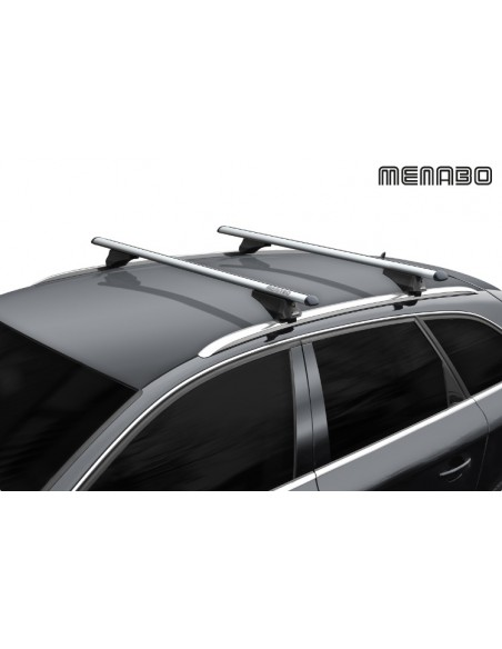 Barra portatutto MENABO' Tiger XL silver