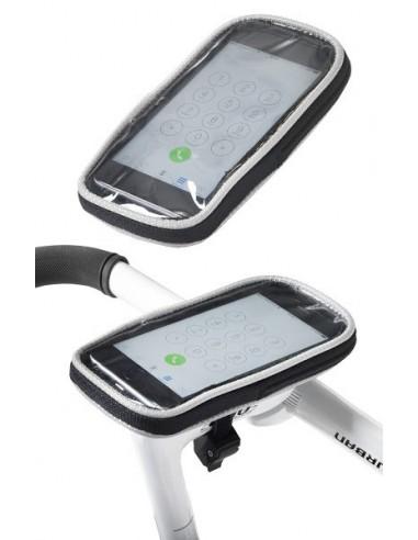 Porta Smartphone Ogns Pouch con attacco al manubrio orientabile