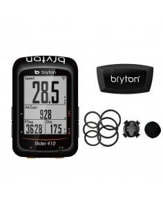 Ciclocomputer GPS bici BRYTON Rider 310H con fascia cardio