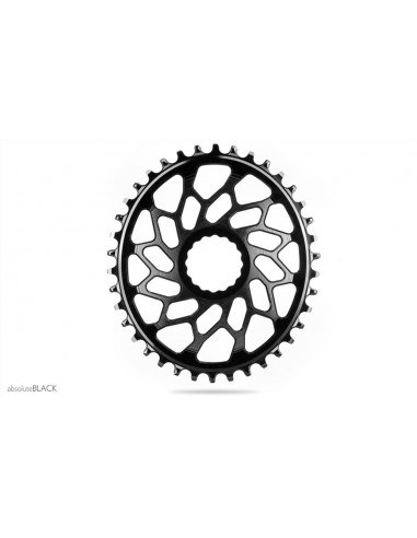 Corona AbsoluteBlack OVALE Sram CX direct mount CICLOCROSS