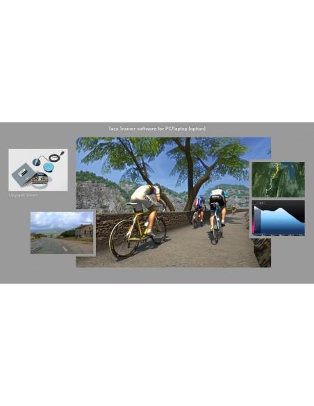 Rulli bici TACX Neo Smart ciclomulino T2800