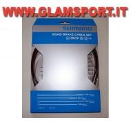BA12552 - SHIMANO CAVI SP41 GUAINE CAMBIO ROAD NERO Y60098011