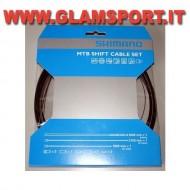 BA12554 - SHIMANO CAVI SP41 GUAINE CAMBIO MTB NERO Y60098019