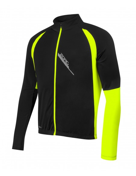 Giacca invernale ciclismo FORCE F58