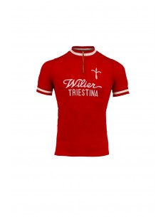 Maglia ciclismo WILIER 1975 vintage lana