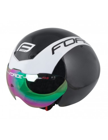 Casco da chrono Force timetrial GLOBE nero