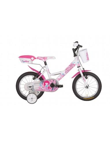 """Bici da bambina Montana SHELLY 14"""" da 3 a 4 anni"""